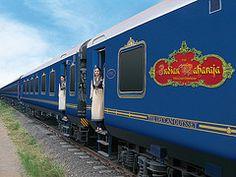 Train - Indian Maharaja (Deccan Odyssey), Monisha Rajesh, 7