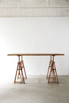 atelier table | unplugged