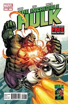 Hulk United: Part 3 .Written By Jason Aaron , Art Jefte Palo , Cover Art Ed McGuinness, Hulk: United continues. Hulk wants a piece of Doom but first he's got to get through the Mad Squad! Marvel Comic Books, Comic Book Characters, Marvel Characters, Comic Character, Comic Books Art, Hulk Marvel, Marvel Heroes, Avengers, Victor Von Doom
