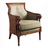 Tommy Bahama  1,029 Found it at Wayfair - Nassau Tight Back Arm Chair