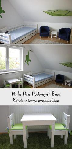 Ab In Den Dschungel Eine Kinderzimmer Roomtour In 2020 Mit