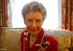 Phyllis Schlafly, Missouri delegate and president of The Eagle Forum, photographed in her New York hotel room, during her visit to New York to attend the 2004 Republican National Convention. Bildnachweis: Alan Hagman