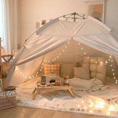 Room Design Bedroom, Room Ideas Bedroom, Bedroom Decor, Dream Rooms, Dream Bedroom, Luxury Kids Bedroom, Sleepover Room, Minimalist Room, Aesthetic Room Decor