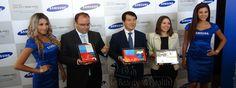 La nueva tablet Samsung Galaxy Note Pro te invita a liberar el lado PRO que todos tenemos, ofreciendo una combinación perfecta: Movilidad y Productividad.