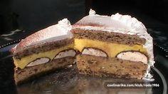 Torta je veoma lepa, ukusna i cvrsta. Posecujem ovaj recept mojoj dragoj cool prijateljici koju veoma cenim i postujem. Ona ovo zasluzuje od mene. Draga Suzanan ovo je za tebe.