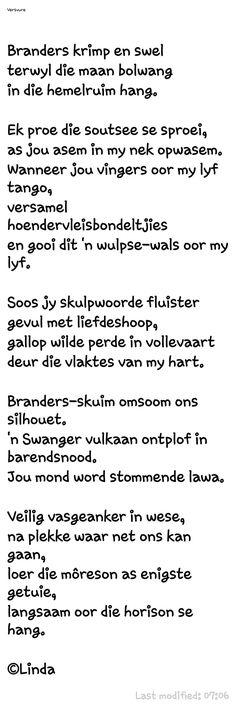 Love Quotes Photos, Poems Beautiful, Afrikaans, Love You, Math, Mathematics, Te Amo, Je T'aime, I Love You