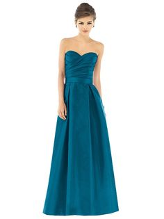 Alfred Sung Style D539 http://www.dessy.com/dresses/bridesmaid/d539/#.UuF5NXl6jw4