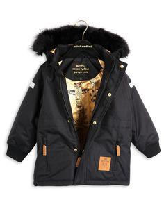 Mini Rodini –  Siberia Totem Jacket, black