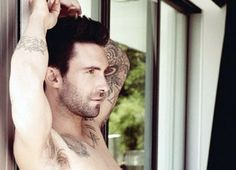 Adam Levine says he's most comfy naked.  Lucky me :)