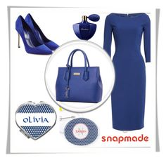 """Snapmade #9/1"" by spolyvore1 ❤ liked on Polyvore featuring Michael Kors, Guerlain and Sergio Rossi"