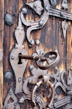 Old #Locks and #keys :)