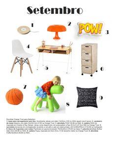 home, shopping list, orange, trend, decoration, deco, kids room, interior design, 2015