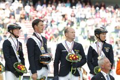 Eventing Jumping - Gold medalist - August 31th - Copyright : PSV Photo
