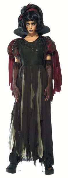 Snow Fright Woman Adult Halloween Costume - One Size, Multicolor Unique Couple Halloween Costumes, Couples Costumes Adult, Spooky Halloween Costumes, Halloween Outfits, Cool Costumes, Costumes For Women, Costume Ideas, Wicked Costumes, Adult Halloween