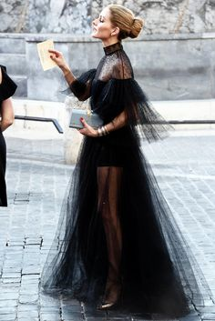 Style Inspiration: Dark Romance