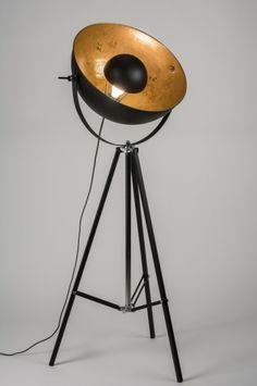 Vloerlamp 10356: Modern, Klassiek, Eigentijds Klassiek, Landelijk