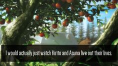 «SWORD ART ONLINE CONFESSIONS» I'd enjoy watching Asuna more in both SAO and ALO