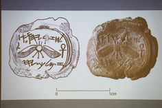 Seal of a biblical king is found in a trash heap in Jerusalem - The Washington Post