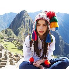 I really just love everything about this photo Anne Curtis in Machu Picchu . still on my bucket list of places to go. Machu Picchu, Peru Travel, Thailand Travel, Croatia Travel, Bangkok Thailand, Hawaii Travel, Italy Travel, Huacachina Peru, Cusco Peru