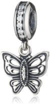 It's all about the #butterfly with this #Pandora style charm!