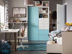High Tech Et Sans Chichis Ikea Chambre Enfant, Chambre Ikea, Chambre Grise,