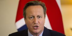 """David Cameron has said he will not sue Lord Ashcroft over claims published from the controversial biography last week, because he is """"too busy running the country"""".   He reacted to Conserv"""
