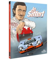 Jo Siffert | Les Editions Paquet