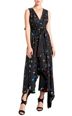 Wings Dress by Equihua for Preorder on Moda Operandi