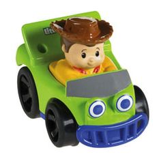 Shop for Wheelies™: Disney•Pixar Toy Story Woody and buy something new for your little one to explore. Find the perfect Little People toddler toys right here at Fisher-Price.