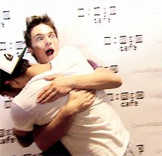 dylan sprayberry and Tyler posey teen wolf gif