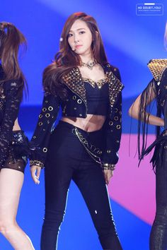jessica - i got a boy & express 999