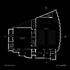 Korean Presbyterian Church,Floor Plan