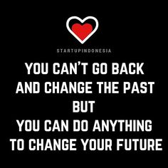 You can't change your past, but you can change your future. You can't escape from your past, but learning from it will change your future . . #past #present #future #grind #hustle #motivation #inspiredaily #moveon #moveonquotes #katabijak #inspirasiku #yangterdalam  #ayoaction #bandungjuara #indonesia #entrepreneur #socialmedia #communication #sociopreneur #escape #mentor #quotes #startupindonesia