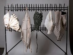 """Amy Pliszka Creates Expandable Textile """"Hives"""" for Urban Bee Populations Textiles Techniques, Pleated Fabric, Fabric Manipulation, Textile Artists, Soft Sculpture, Green Building, Textures Patterns, Biodegradable Products, Lana"""