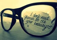 I don`t need glasses