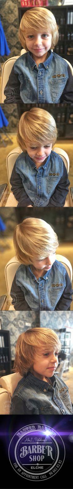 Trabajo realizado por el equipo Abel Pelukeros Elche   @Abelpelukeros ELCHE® corte de niños #Peluqueria #Hombre #Niños #Kid #Estilo #Style #Barber #Barbershop #Men #Barberia #Afeitado #Shave #AmericanCrew #Haircut #Abelpelukeros #Caballero #Masculino #Barbas #Cabello #Hair #Pelo #Beard #Tendencias #Friseure #Coiffure #Friseur #Homme #Man #Parrucchieri #Hairdressing  #Elche #Spain