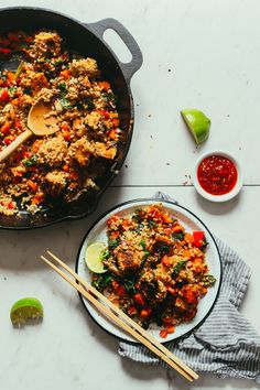 Have you ever tried tempeh? Try some of these 21 delicious vegan tempeh recipes to enjoy this protein-packed meat substitute. Whole Foods, Whole Food Recipes, Dinner Recipes, Dessert Recipes, Seitan, Baker Recipes, Cooking Recipes, Cooking Tips, Vegan Recipes