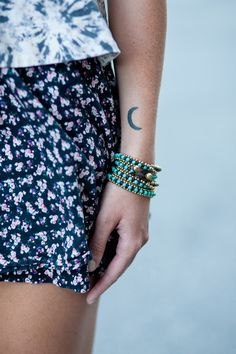 Summer Bohemia Style on free people...love this tat