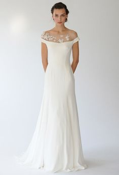 Tendance Robe De Mariée 2017/ 2018 : Lela Rose Spring 2014 Wedding Dresses