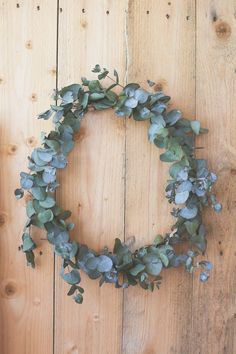 Triad of Narrow Whitewashed Mirrors Accented with Eucalyptus Wreath Home Decor There are a few things that you can do to transform your house and make it look great while creating a more personalized interior. One of the ways tha. Christmas Love, Christmas Wreaths, Christmas Crafts, Christmas Decorations, Christmas Ideas, Xmas, Diy Garland, Diy Wreath, Wire Wreath Forms