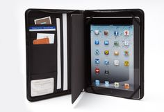 Tablet Portfolio @ Sharper Image.  If I ever get an iPad and get better at photography.... this would be great to have!