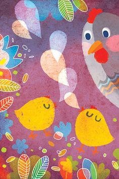 Poolga - Chickens Talking - Maja Veselinovic
