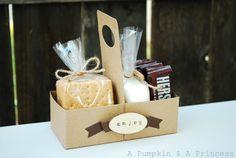 gift idea | mores Gift Idea