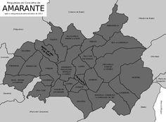 Freguesias do concelho de Amarante