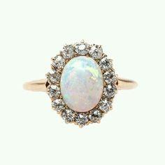 Gorgeous opal♡