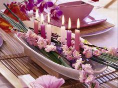 Thaïse bloemschikking