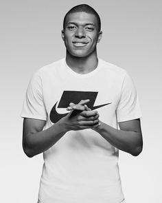 On the field or on the street. ⠀ ⠀ ⠀ ⠀ ⠀ ⠀ ⠀ ⠀ ⠀ ⠀ ⠀ The Sport Pack collection is available now… On the field or on the street.mbappe ⠀ ⠀ ⠀ ⠀ ⠀ ⠀ ⠀ ⠀ ⠀ ⠀ ⠀ The Sport Pack collection is available now… Best Football Players, Football Is Life, Football Kits, Nike Football, Soccer Players, Fifa 2018, Mbappe Psg, Football Mondial, Russia