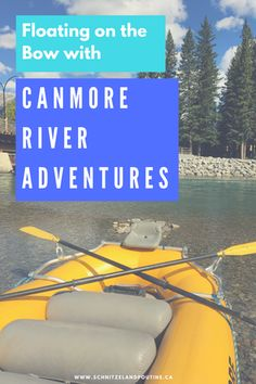 Hello our adventurous friends,we had an amazing time in Canmore and got to experience unique activities that everyone should add on to their bucket list when v Canada Summer, Western Canada, Poutine, Alberta Canada, Canada Travel, Winter Sports, Fun Activities, Road Trip, Bow