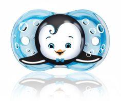 RaZbaby Keep-It-Kleen Pacifier, Ethan Penguin, 0-36 Months Razbaby,http://www.amazon.com/dp/B001IAPL46/ref=cm_sw_r_pi_dp_gn.7sb0QT9KYC4TA