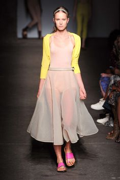 Spring 2015 RTW   Tracy Reese Collection